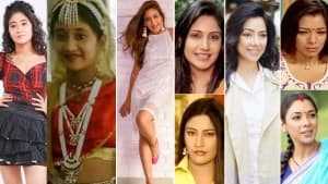 From Rupali Ganguly, Shehnaaz Gill, Rubina Dilaik to Hina Khan: 12 TV Actresses Who Transformed Into Diva And Surprised The World