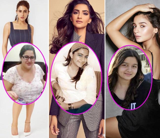 From Sara Ali Khan To Alia Bhatt  Actors Who Shed Kilos To Gain Fitness