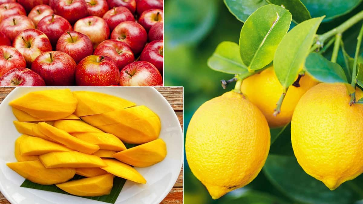Fruits Are Natural Source For Enhancing Beauty