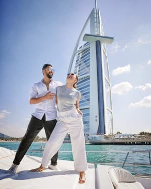 Gauahar Khan-Zaid Darbar's Crazy Happy Pictures From Dubai Can Make You Say 'Aww'