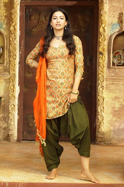 Gauahar Khan in Begum Jaan