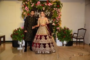 Gauahar Khan-Zaid Darbar Wedding Reception Pictures Out: Couple Looks Head Over Heels In Love