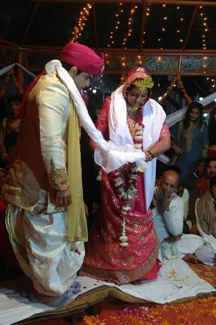 Wrestler Geeta Phogat Ties Knot With Pawan Kumar Dangal