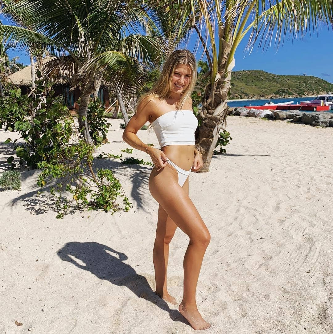 Genie Bouchard   If Word Flawless Had a Face