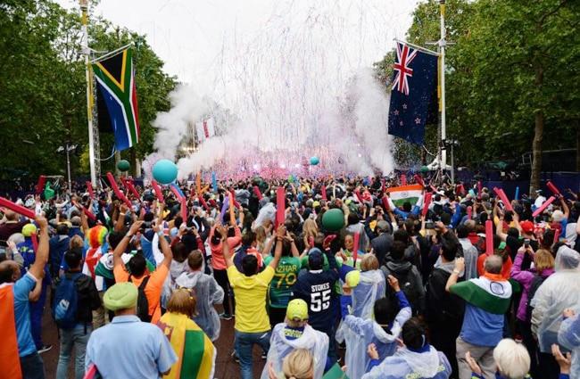 Global Cricket Fans Galore