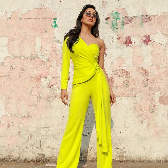 Good Newwz Actor Kiara Advani Looks Stunning