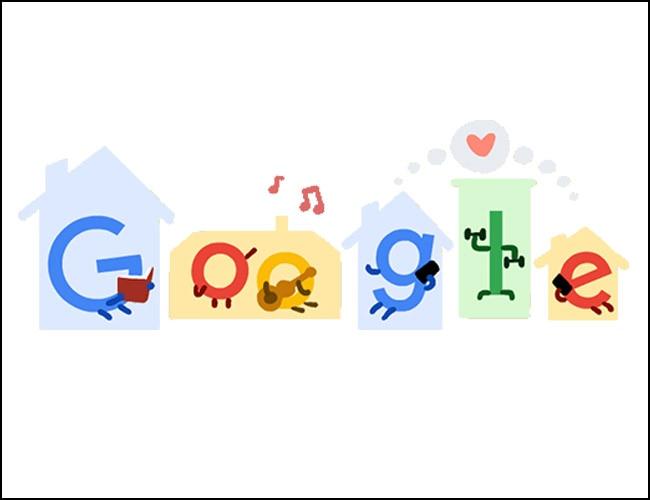 Google Doodle Shares Tips to Prevent Coronavirus