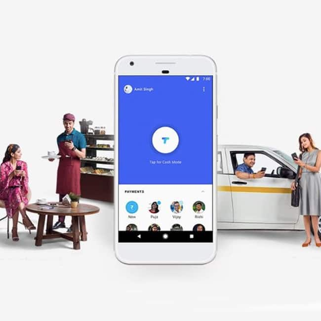 Google launches its latest UPI enabled digital payment app Tez in India