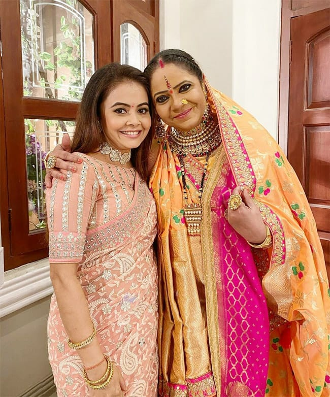 Gopi Modi and Kokila Modi  Saath Nibhana Saathiya
