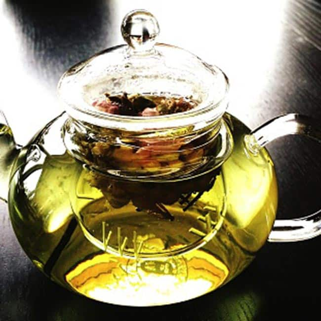 Green tea helps you in losing weight