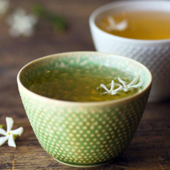 Green tea improves immunity