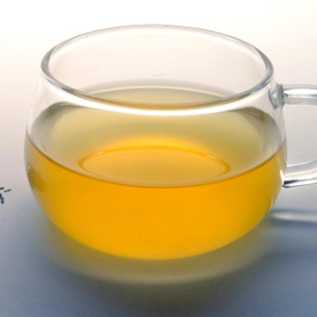 Green tea is rich in antioxidants