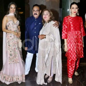 Armaan Jain's Sangeet: Karisma Kapoor, Kiara Advani And Ambanis Have Fun