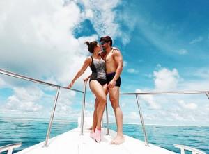 Gurmeet Choudhary Goes Shirtless, Debina Bonnerjee Looks Hot in Bikini