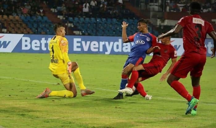 Gurpreet saves  the day  for title holders