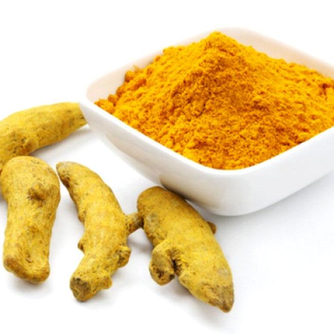 Haldi  turmeric  brings good glow to your skin