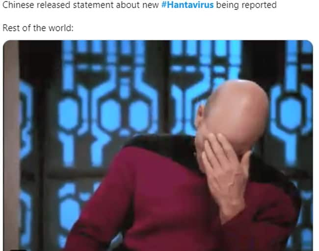 Hantavirus OH SHIT