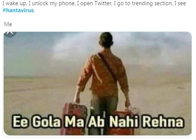 Hantavirus Trending News