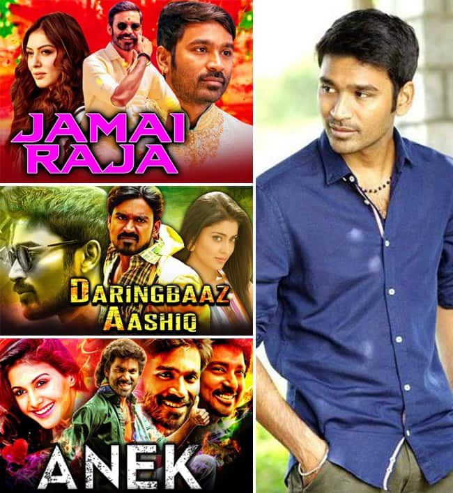 Happy Birthday Dhanush  Top Films of The South Superstar That Are Must Watch