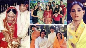 Jaya Bachchan's Birthday Special: Never-Seen-Before Pics From Wedding, Film-Sets, And College Days