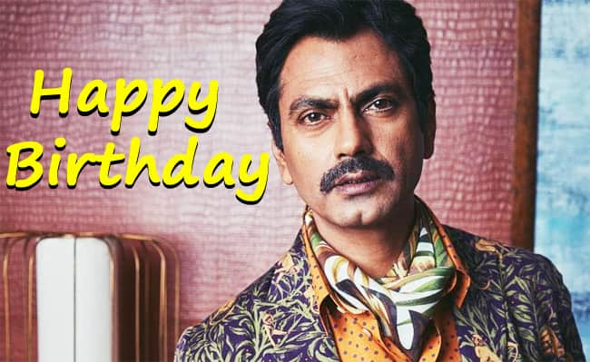 Happy Birthday Nawazuddin Siddique  Inspirational Quotes by The Actor