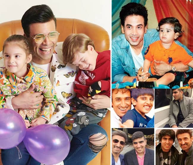 Happy Father   s Day  A Look at Single Father   s of Bollywood Who Are Acing The Parenthood