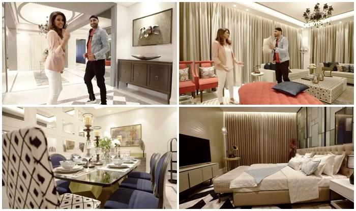Harbhajan Singh Geeta Basra s Luxe Mumbai Apartment
