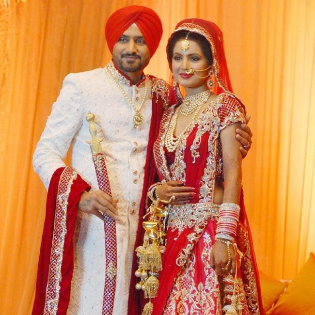 Harbhajan Singh   s wife Geeta Basra