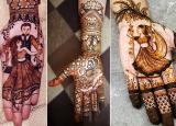 Hariyali Teej 2021: Beautiful Mehndi Designs You Must Try on This Festive Occasion