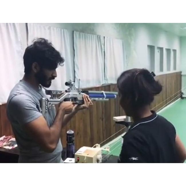 Harshvardhan Kapoor in Abhinav Bindra   s biopic