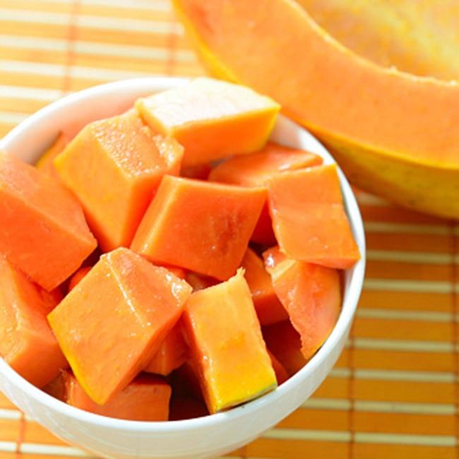 Have papaya to reduce weight