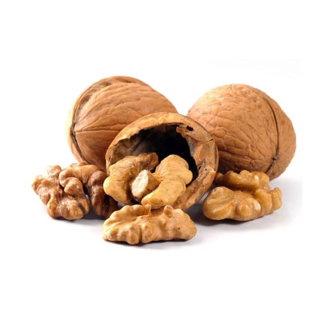 Have walnuts