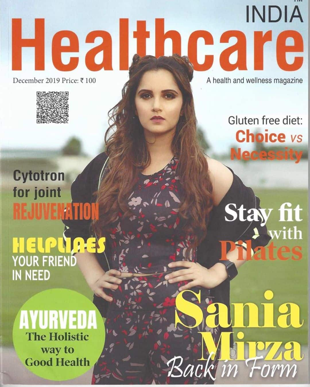 Healthcare India s Covergirl
