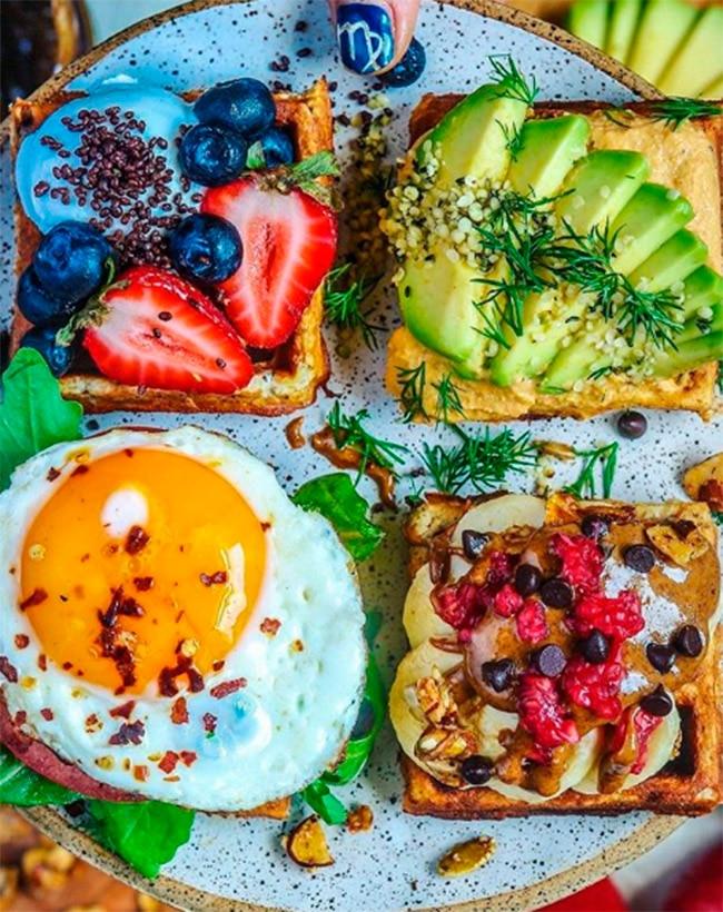 Healthy Breakfast  a must