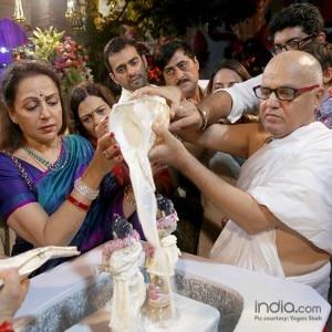 Shilpa Shetty, Ranveer Singh and other celebs' Janmashtami celebrations, in pics!
