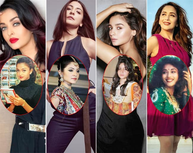 Here Are Major Transformation Pictures of Bollywood Actresses