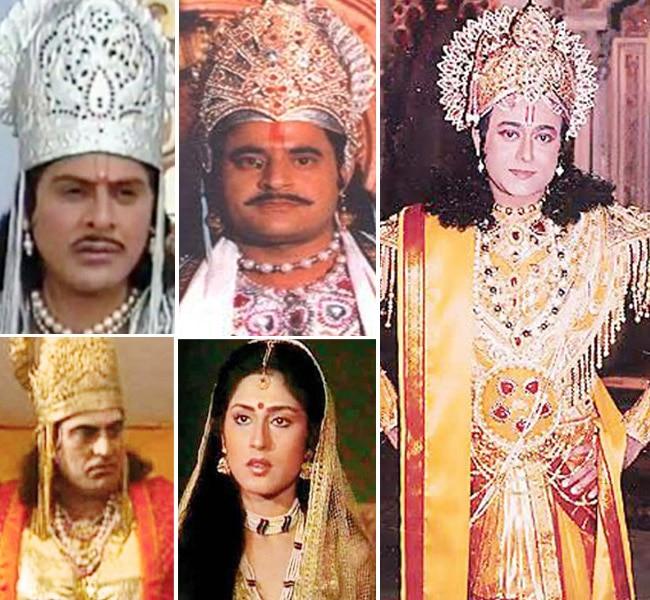 Here   s how Mahabharat   s Casts Look Like
