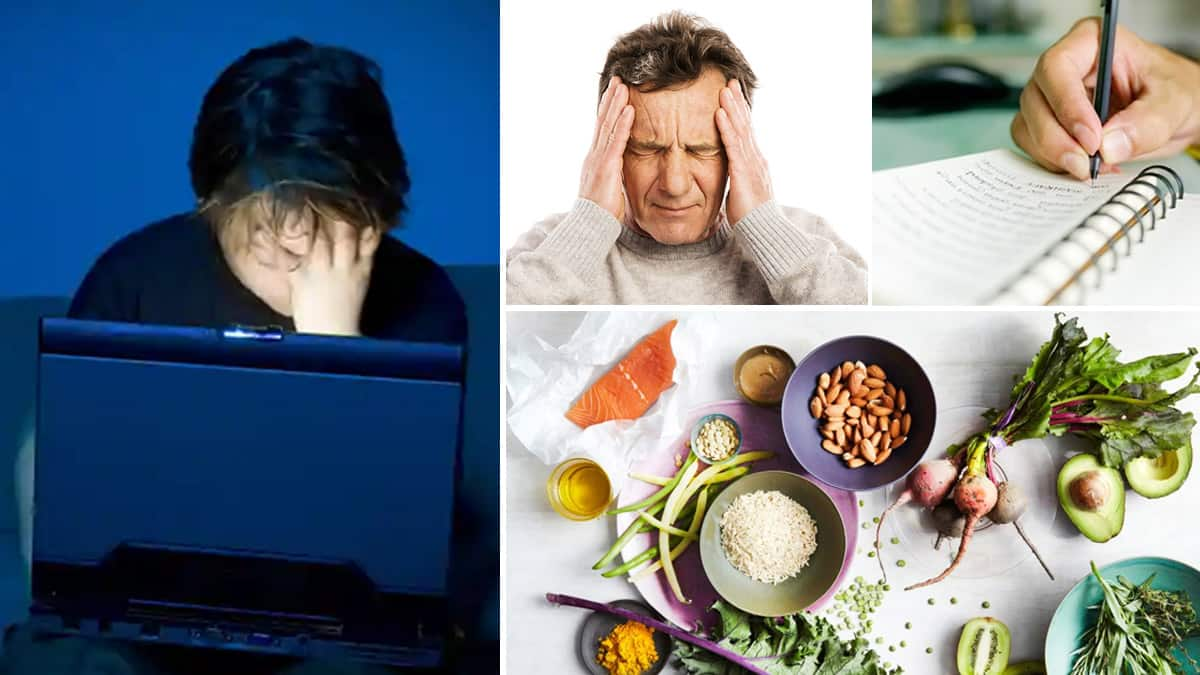 Here   s How You Can Manage Migraine At Home