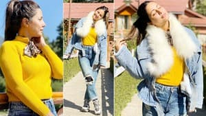 Hina Khan and Her Sunkissed Pictures Will Melt Heart Away   See Pics