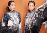 Hina Khan Slays Her New Monochrome Outfit With Confidence And Style