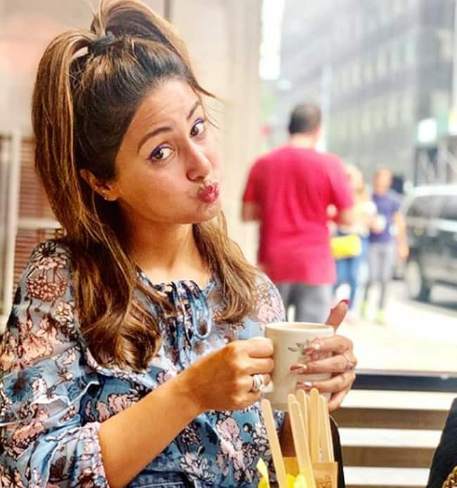 Hina Khan Shares Her Gorgeous Picture as She Takes Stroll on The Streets of New York