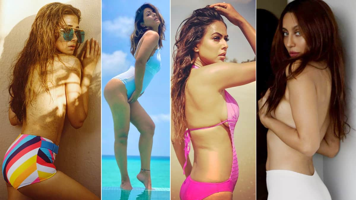 Hina Khan To Nia Sharma  TV Actors Who Often Gets Trolled For Their Bold Looks