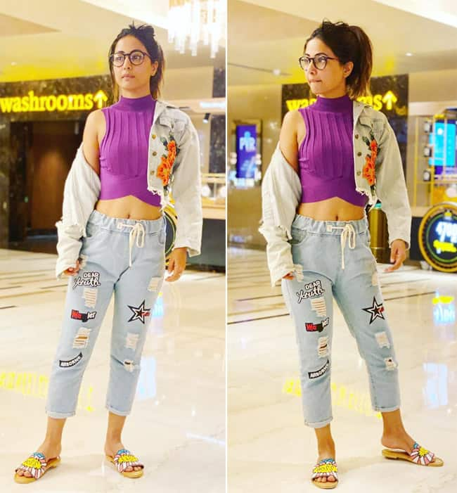 Hina Khan s latest look