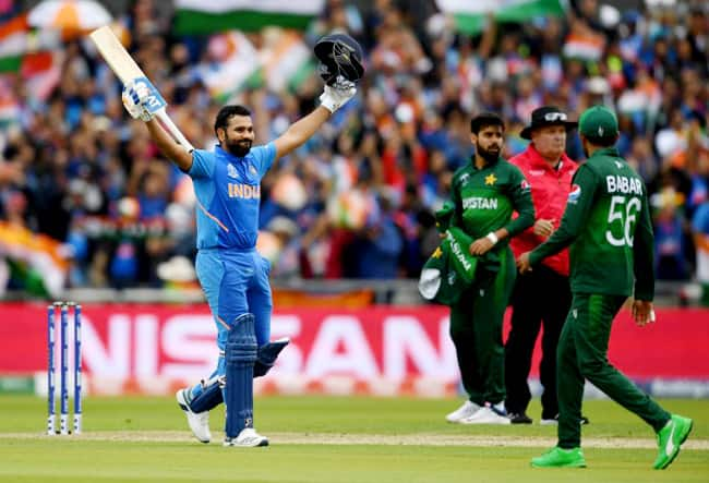 Rohit, Kohli Lit up Manchester as India Dominate Pakistan