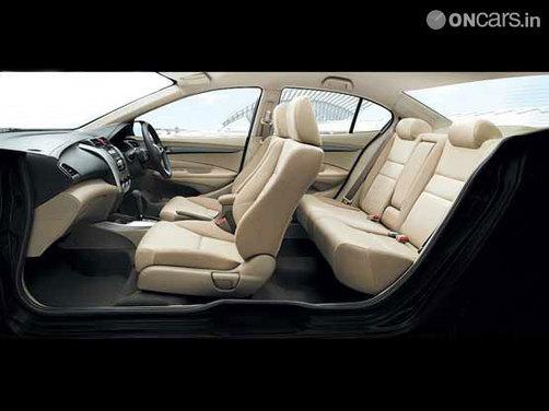 Honda City  2011  Interior img2