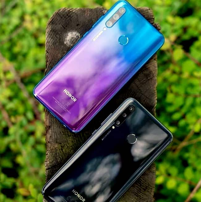 Honor recently launched Honor 20  Honor 20i and Honor 20