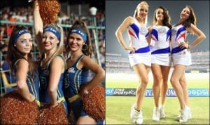 Hot And Sexy IPL Cheerleaders Who Light up The Venues | SEE PHOTOS