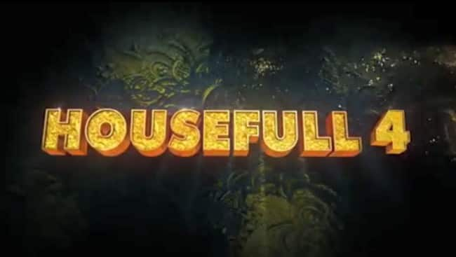 Housefull 4  Character Posters Out
