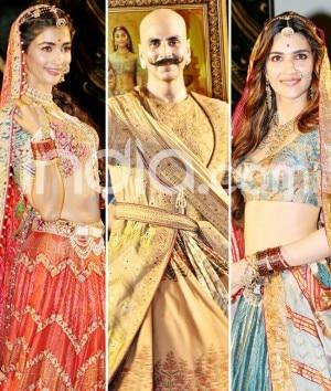 Housefull 4 Trailer Launch: Akshay Kumar, Kriti Sanon And Team Bring Kingdom on Stage