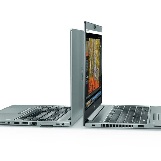 HP EliteBook 800 and Zbook additional features